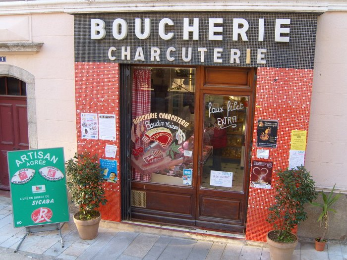 boucherie